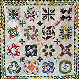 Nancy brown baltimore quilt