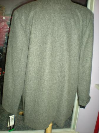 Jacket used for pieced wool