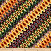 Diagonal print fabric