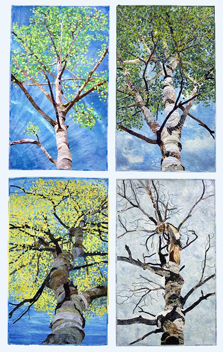 Aspentrees david taylor quilt
