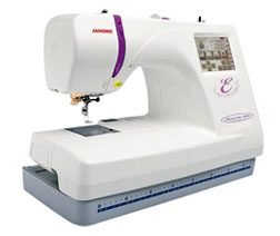 Janome machine MC350E