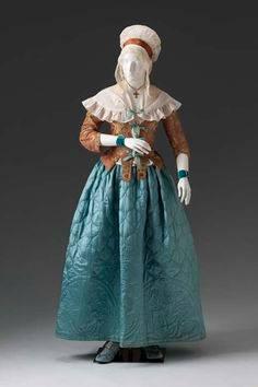 Outlander trip costume dressy